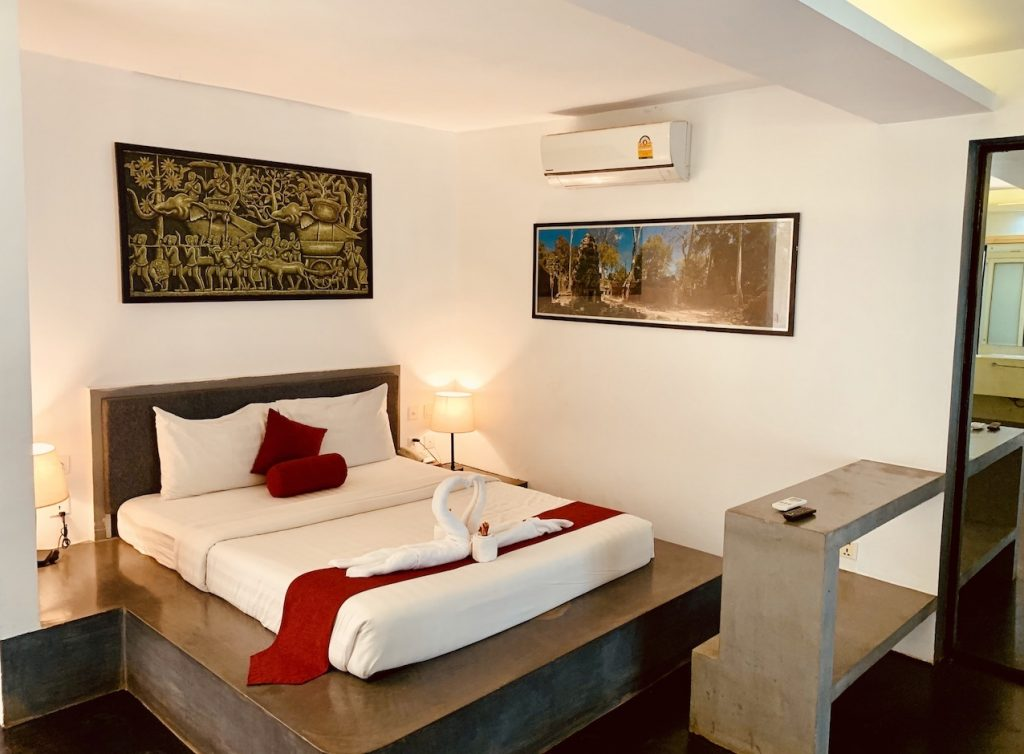 Family suite Apsara Greenland Boutique Siem Reap