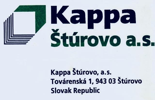 Kappa Sturovo Slovakia.