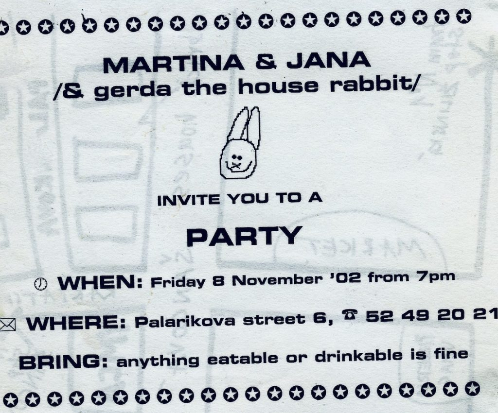 Party hearty a short story from Slovakia
