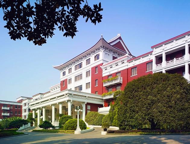 Shangri-La Hotel Hangzhou.
