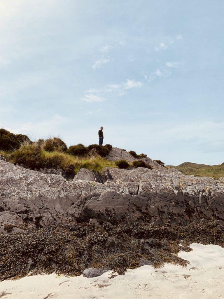 Silver Sands of Morar.