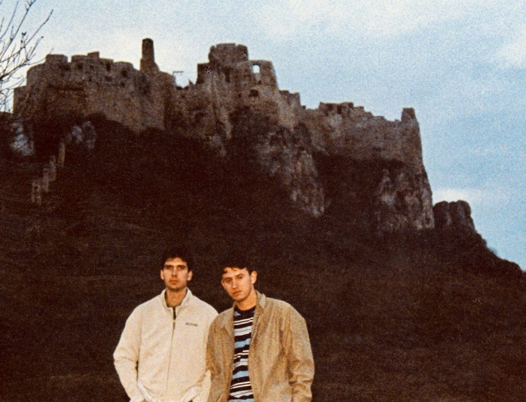 Spis Castle Slovakia 2002.