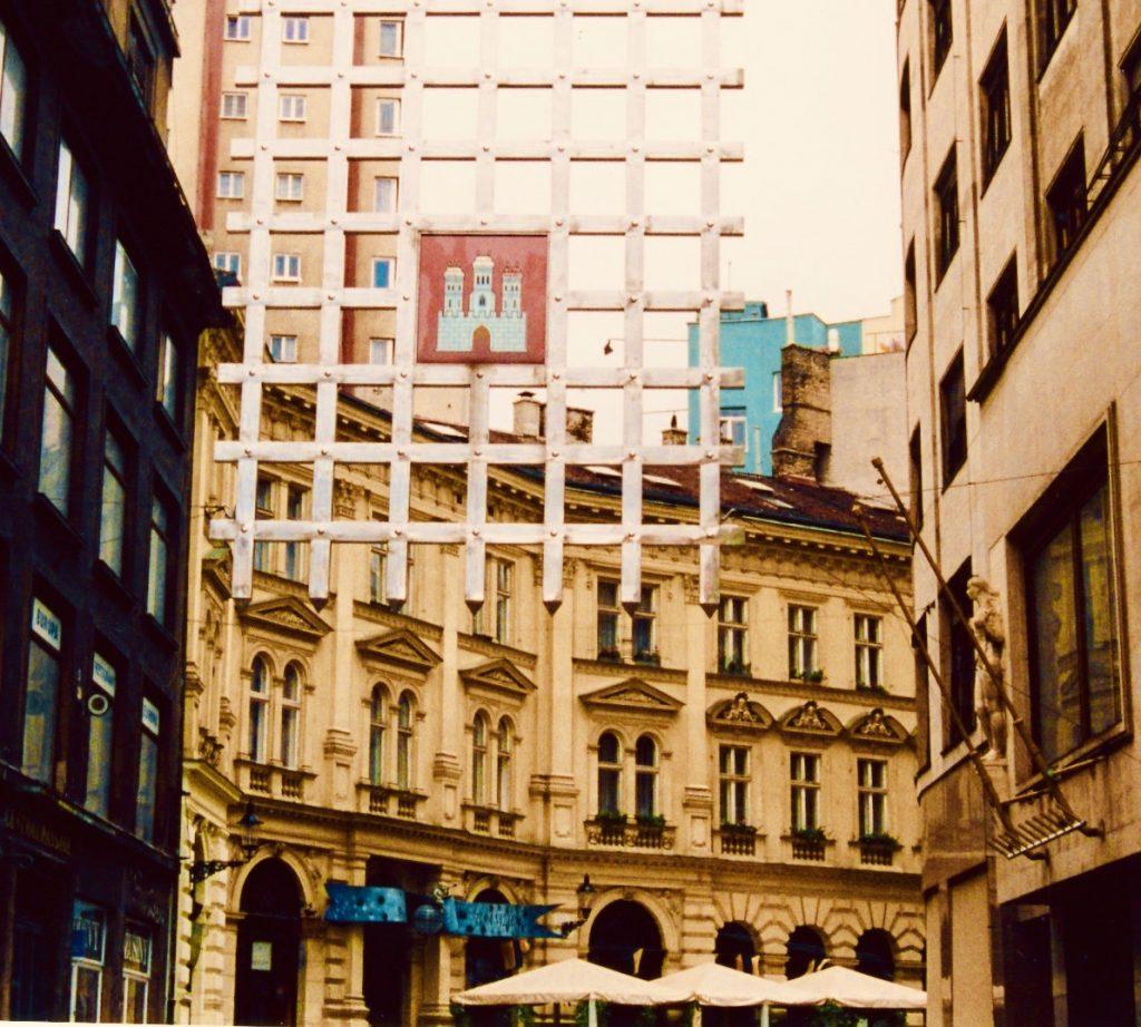 St. Michael's Gate Bratislava.