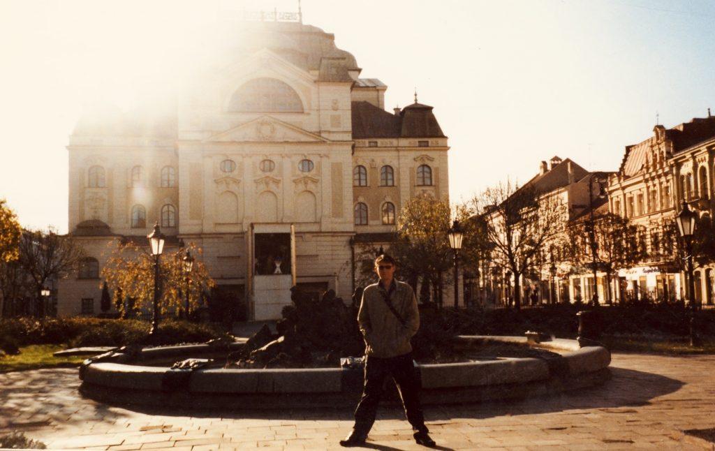 State Theatre Kosice Slovakia