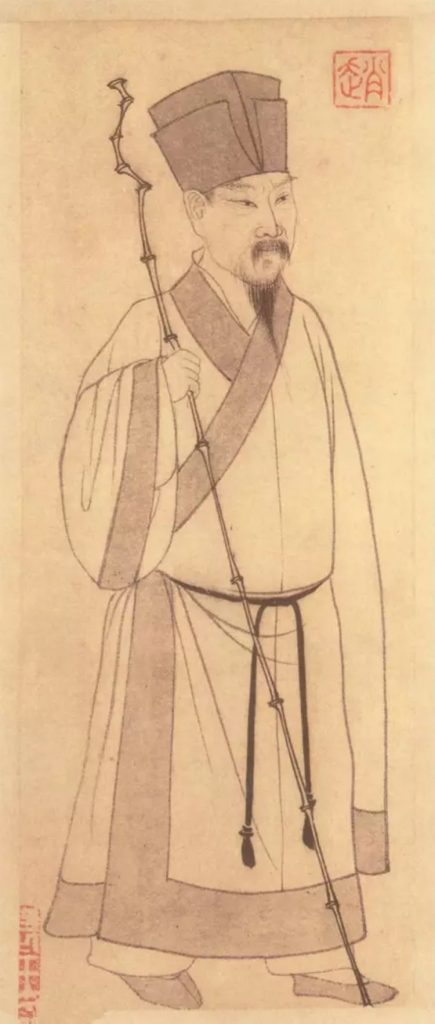 Su Shi Chinese poet painter and politician