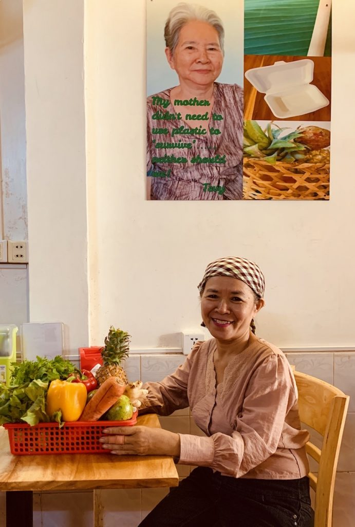 Tevy's Place Cambodian food Siem Reap