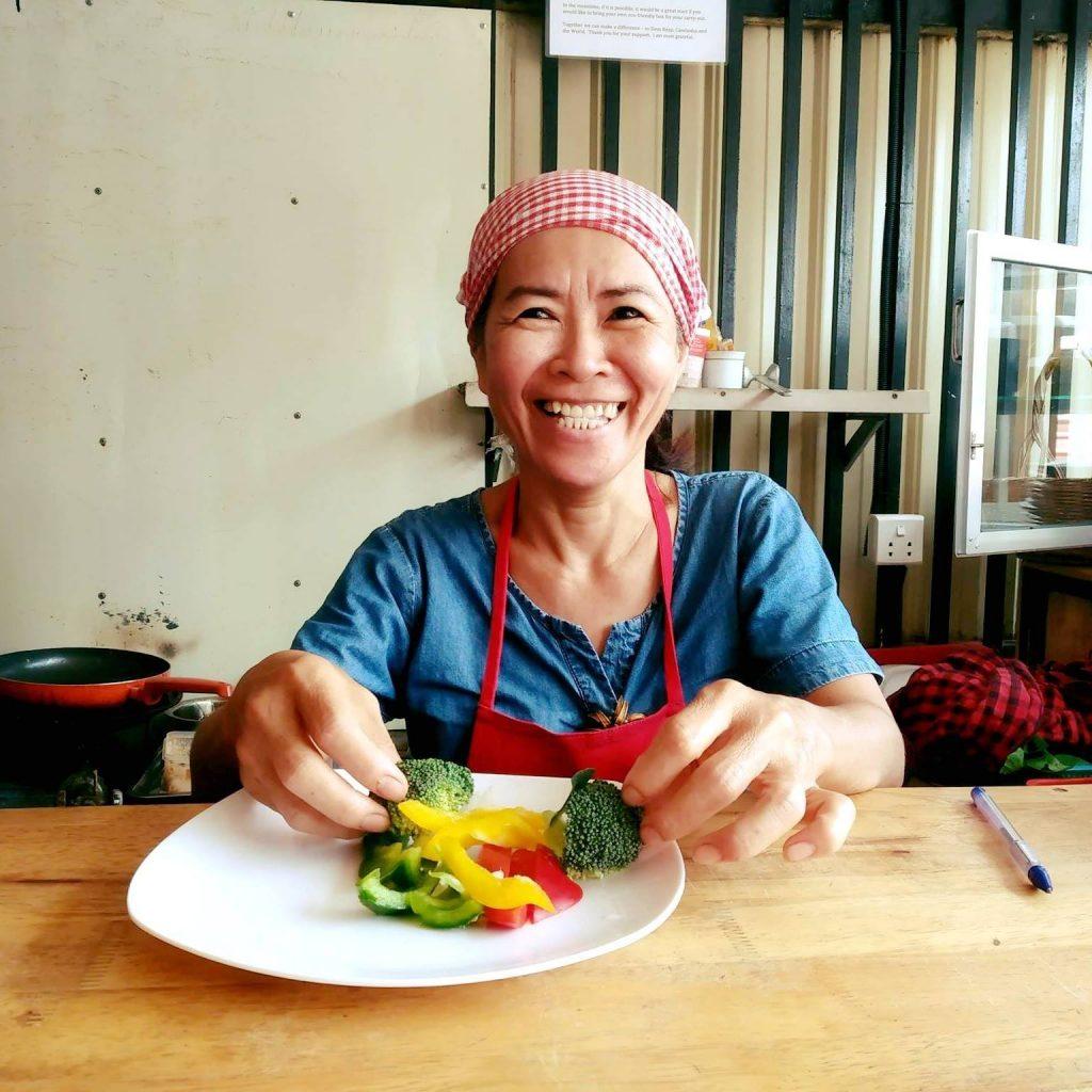 Tevy's Place Siem Reap.