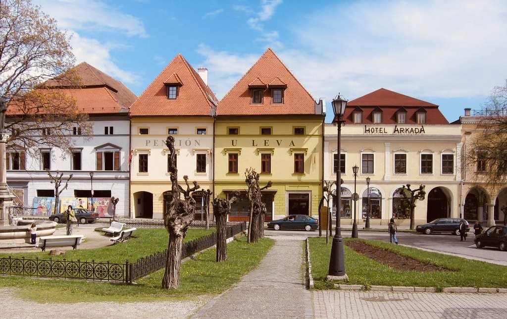Road trip part I, a short story from Slovakia.