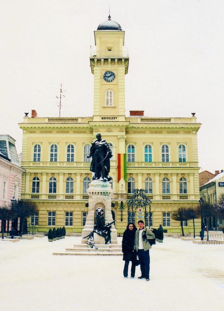 Visit Komarno Slovakia.