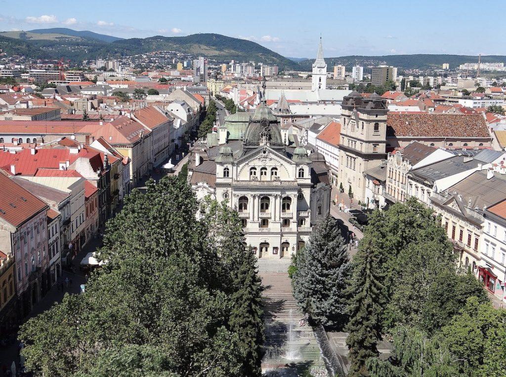Visit Kosice Slovakia.