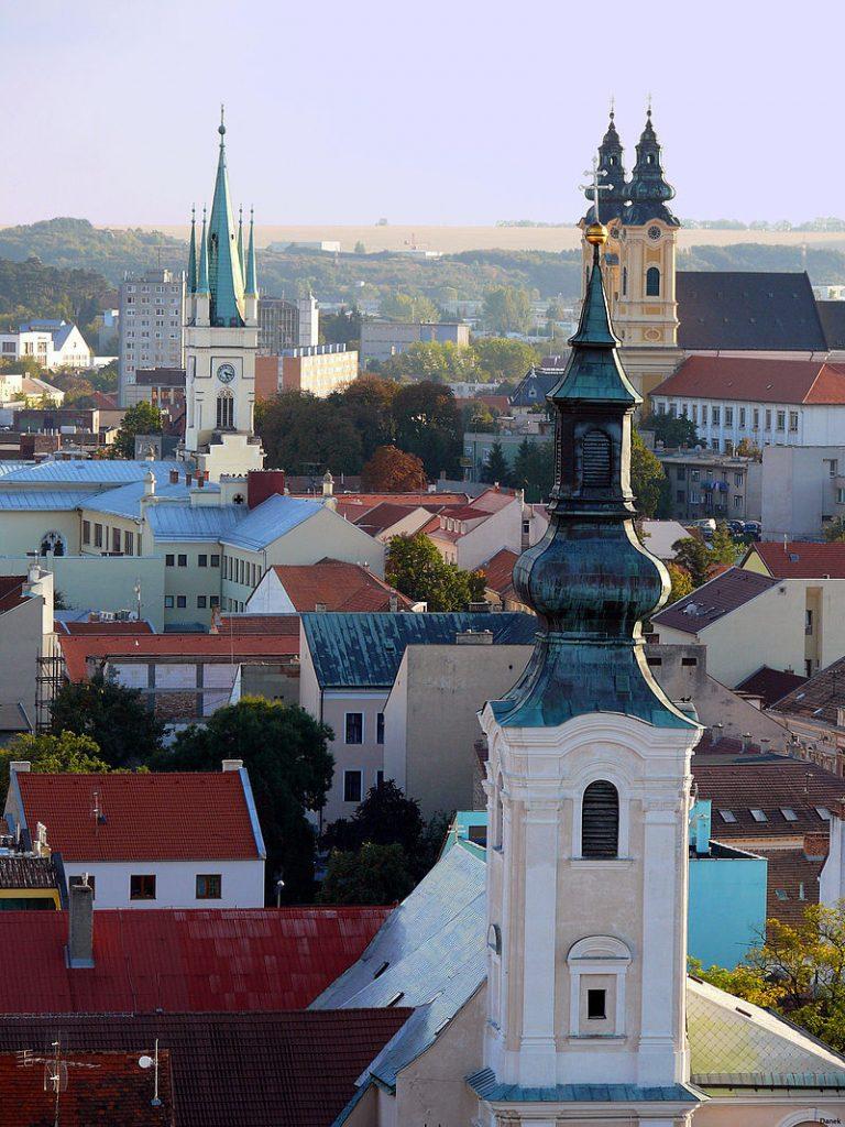 Visit Nitra Slovakia.