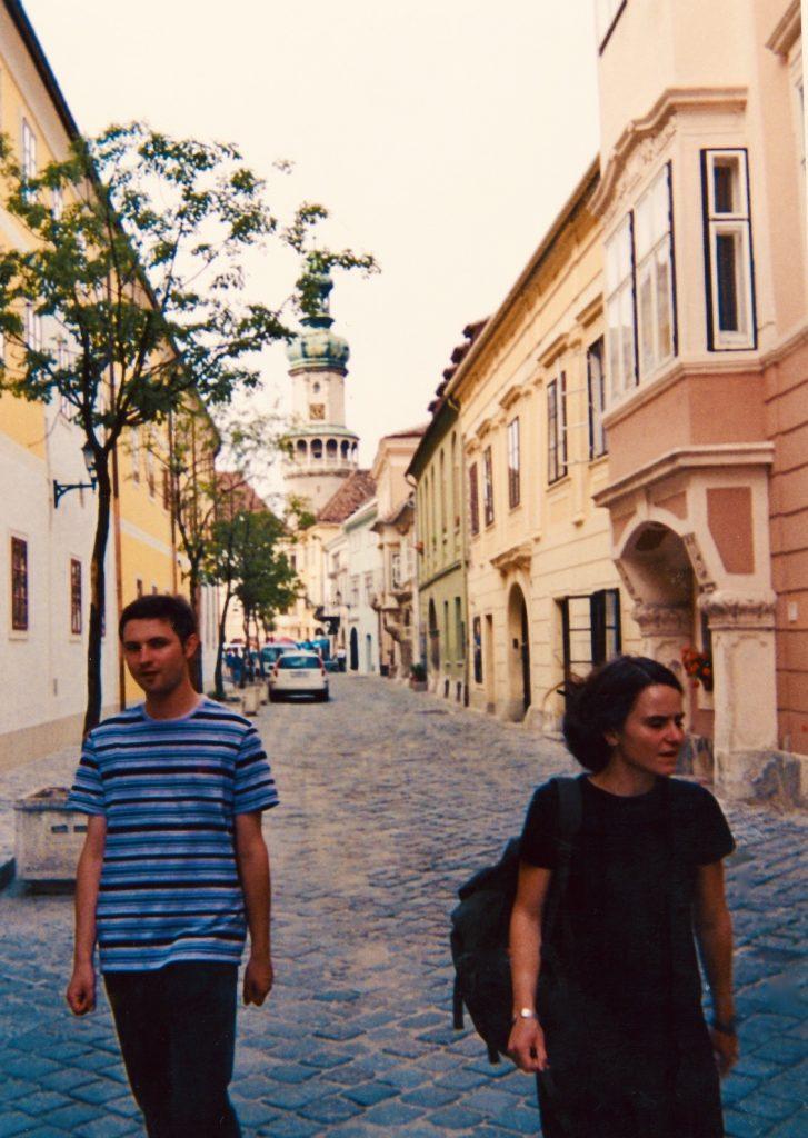 Visit Sopron Hungary.