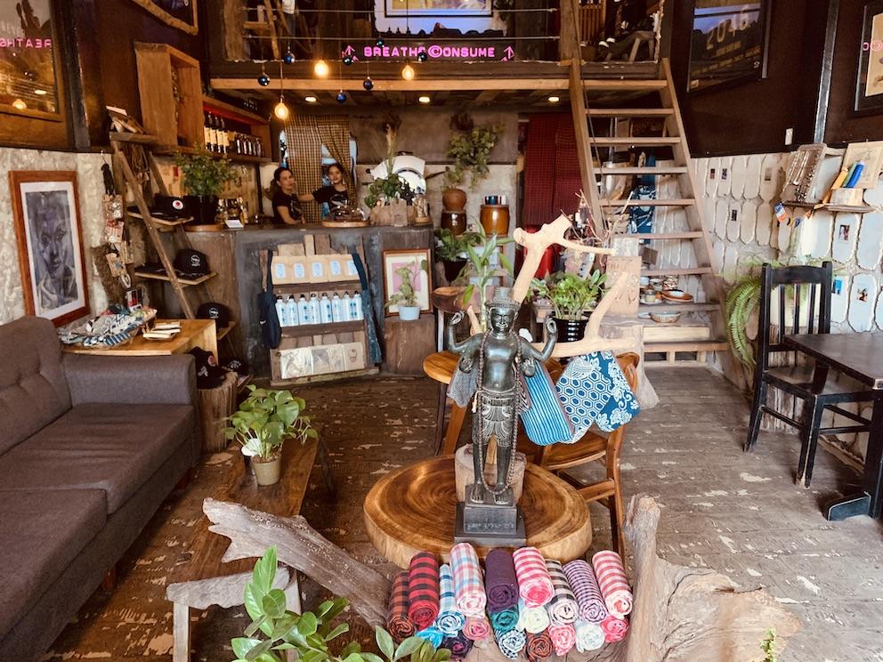 Crane Cafe Siem Reap.