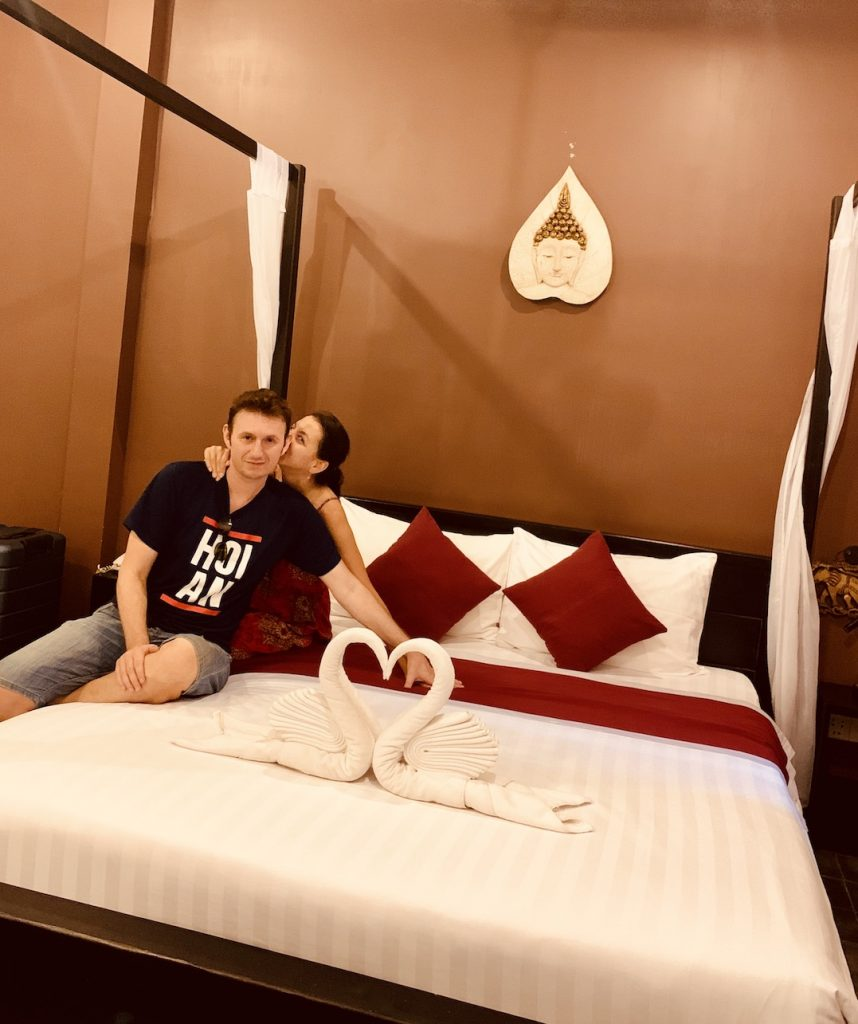 Double room Suon Angkor Boutique Hotel Siem Reap.
