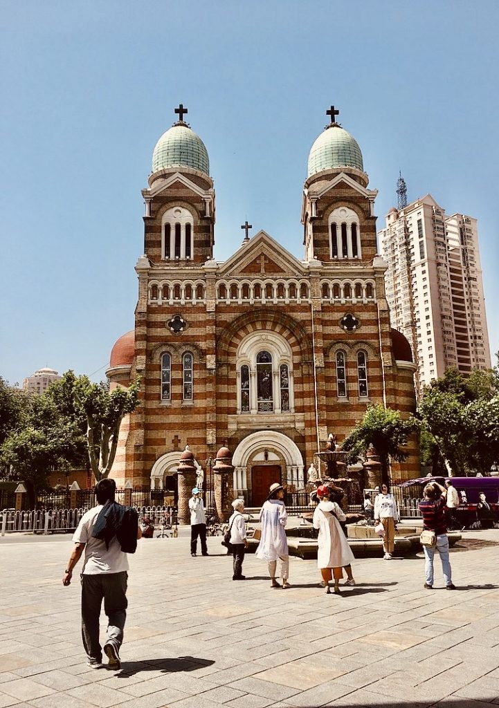 St Joseph Cathedral Tianjin.