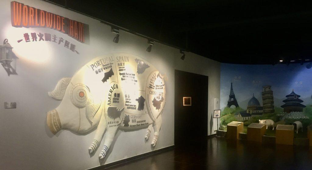 Jinhua Ham Museum China.