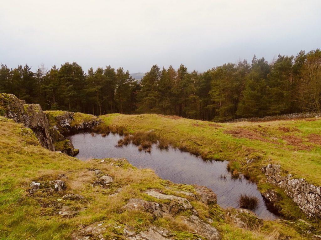 Peniel Heugh Hill The Scottish Borders.