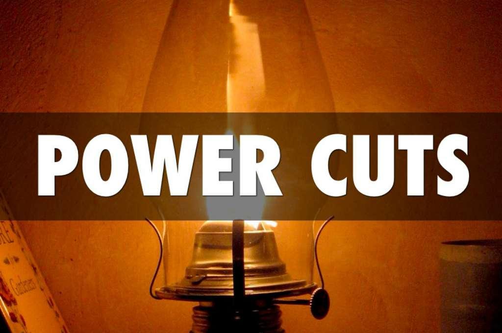 Power cuts Siem Reap.