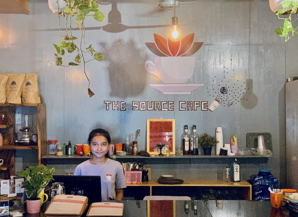 Source Cafe Siem Reap.