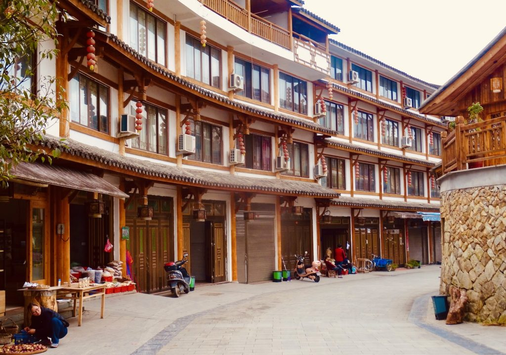 Taishun County China.
