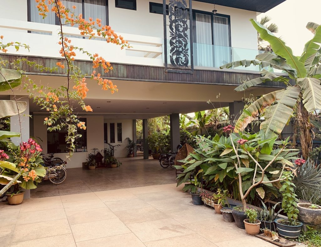 The Foster Apartments Siem Reap.