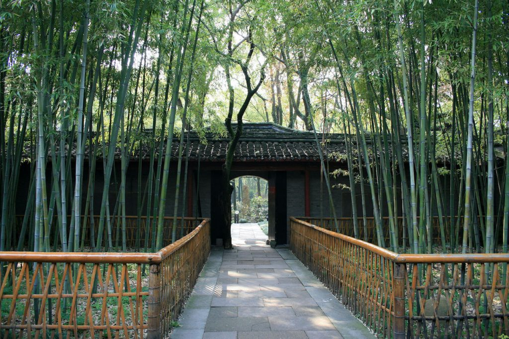 Tianyi Pavilion Ningbo.