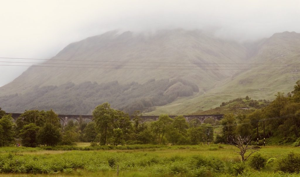Visit Glenfinnan Scotland.