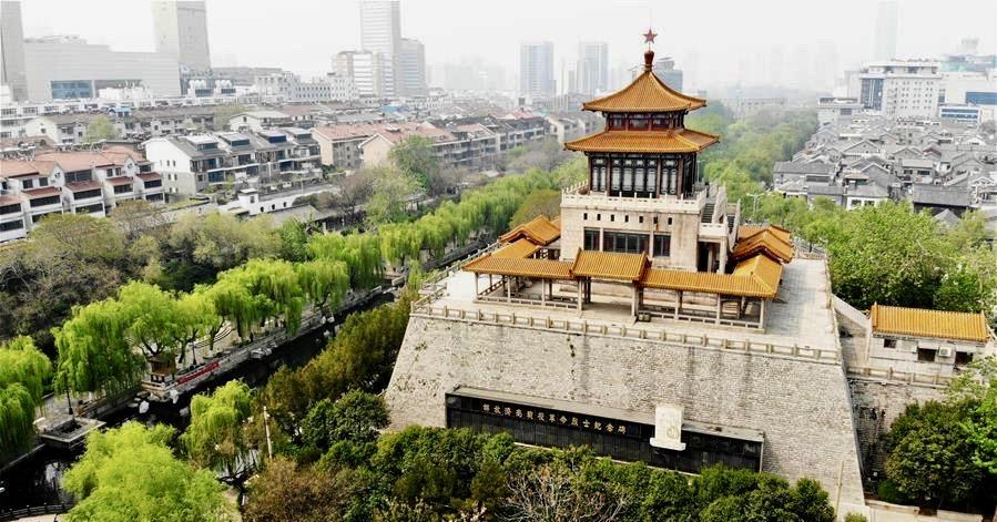 Visit Jinan China.