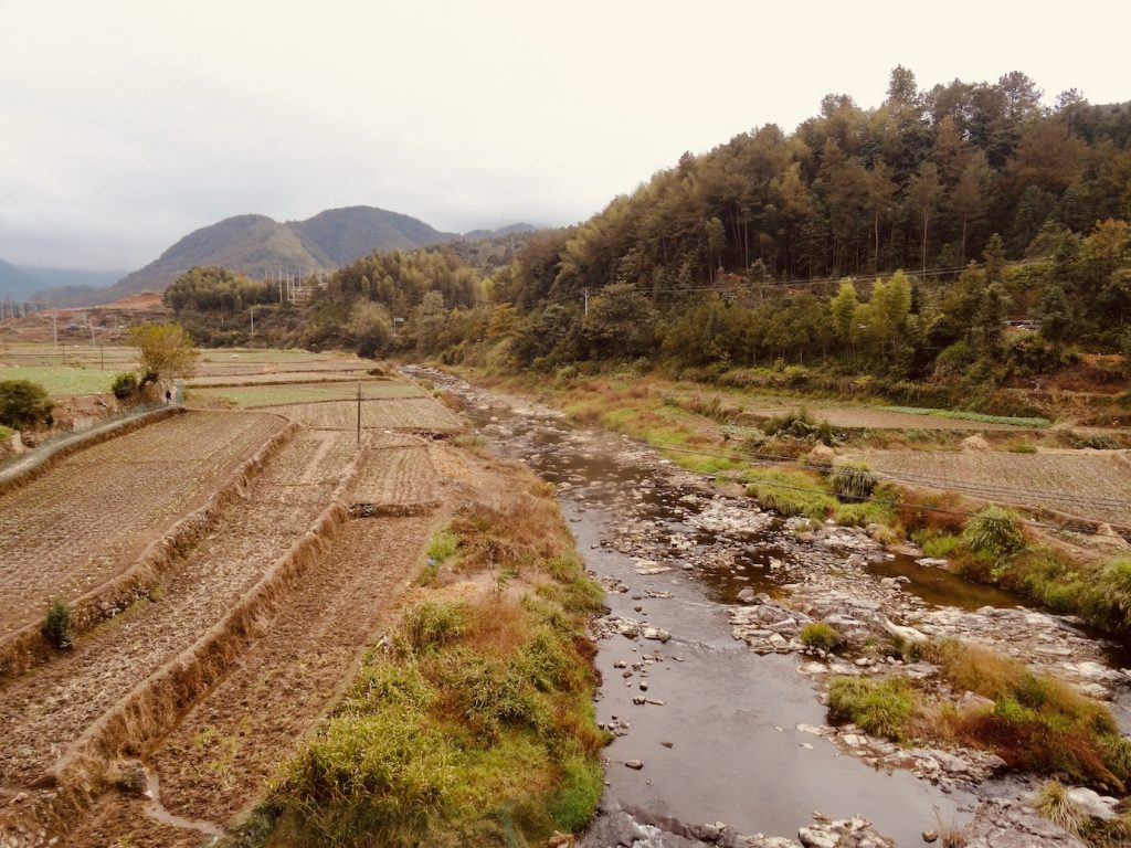 Visit Taishun County.