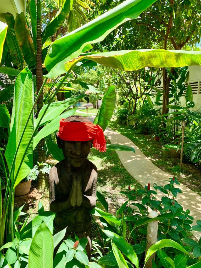 Where to stay Siem Reap.
