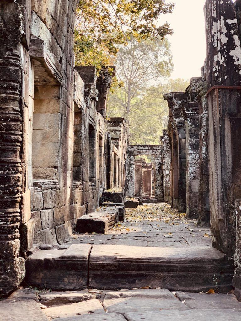Banteay Kdei Cambodia.