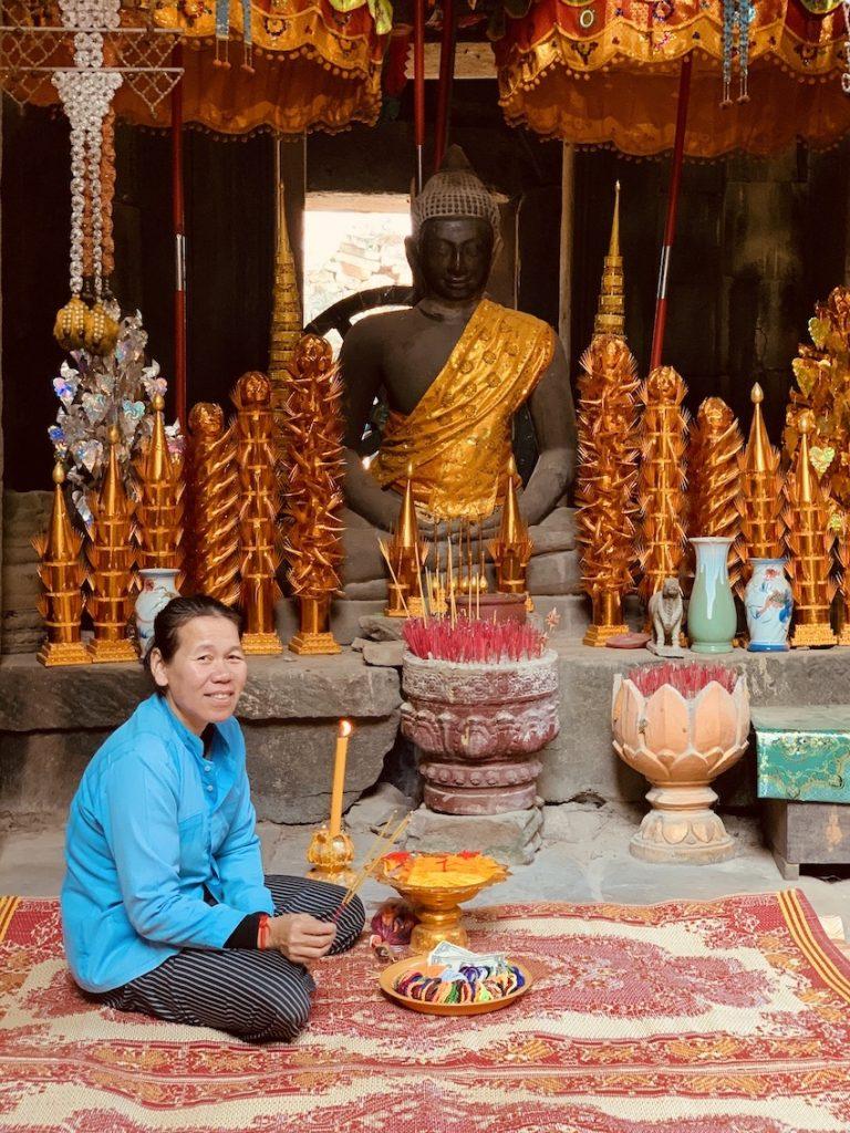 Banteay Kdei Siem Reap.