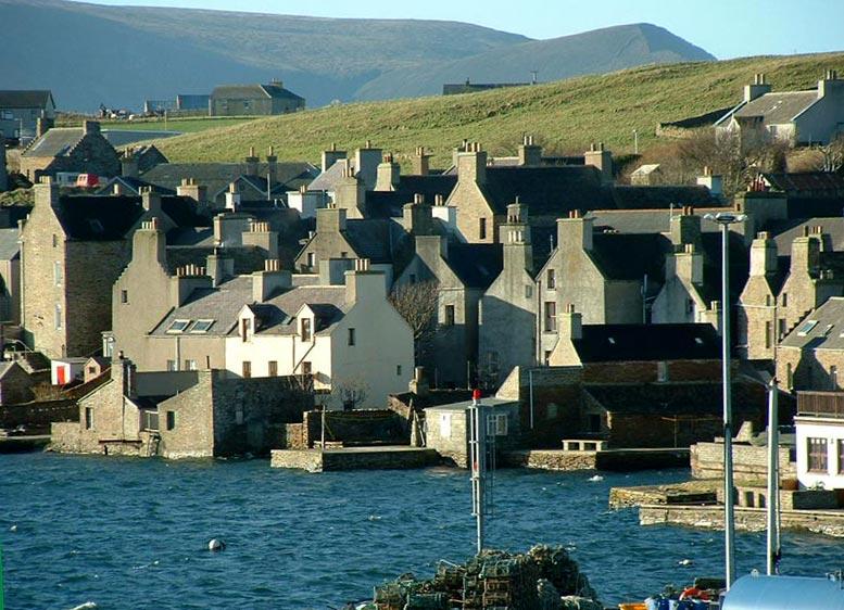 Orkney Scotland.