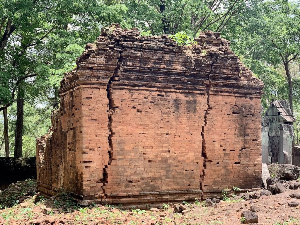 Prasat Banteay Pir Chaon Temple Cambodia.