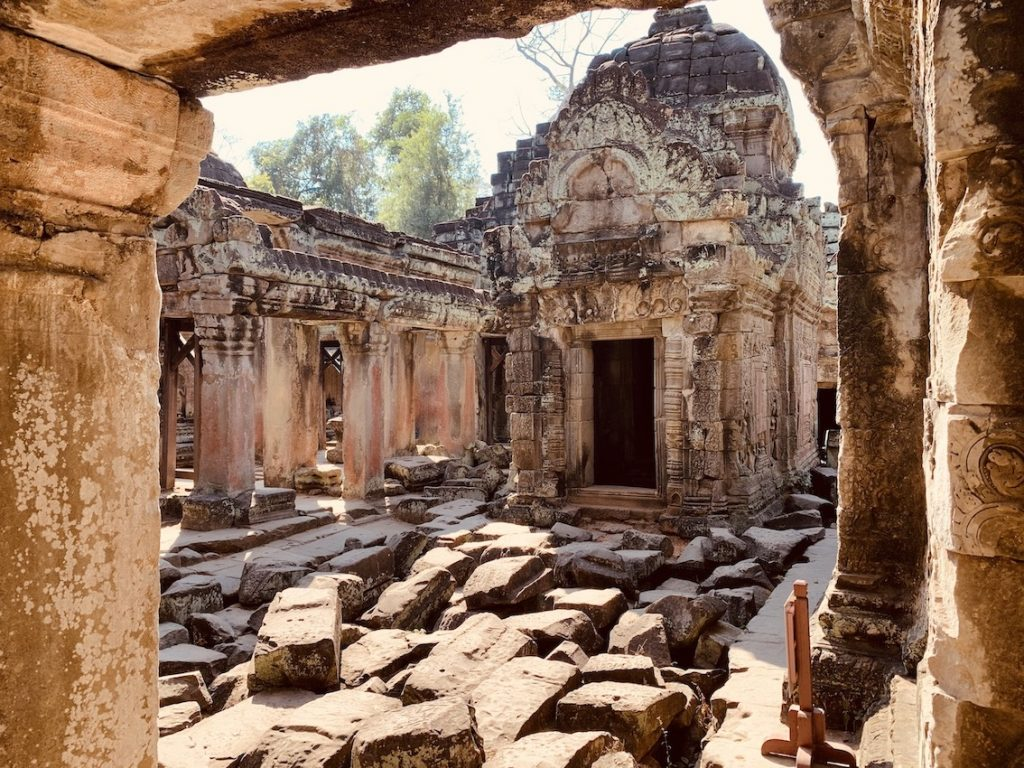 Preah Khan Cambodia.