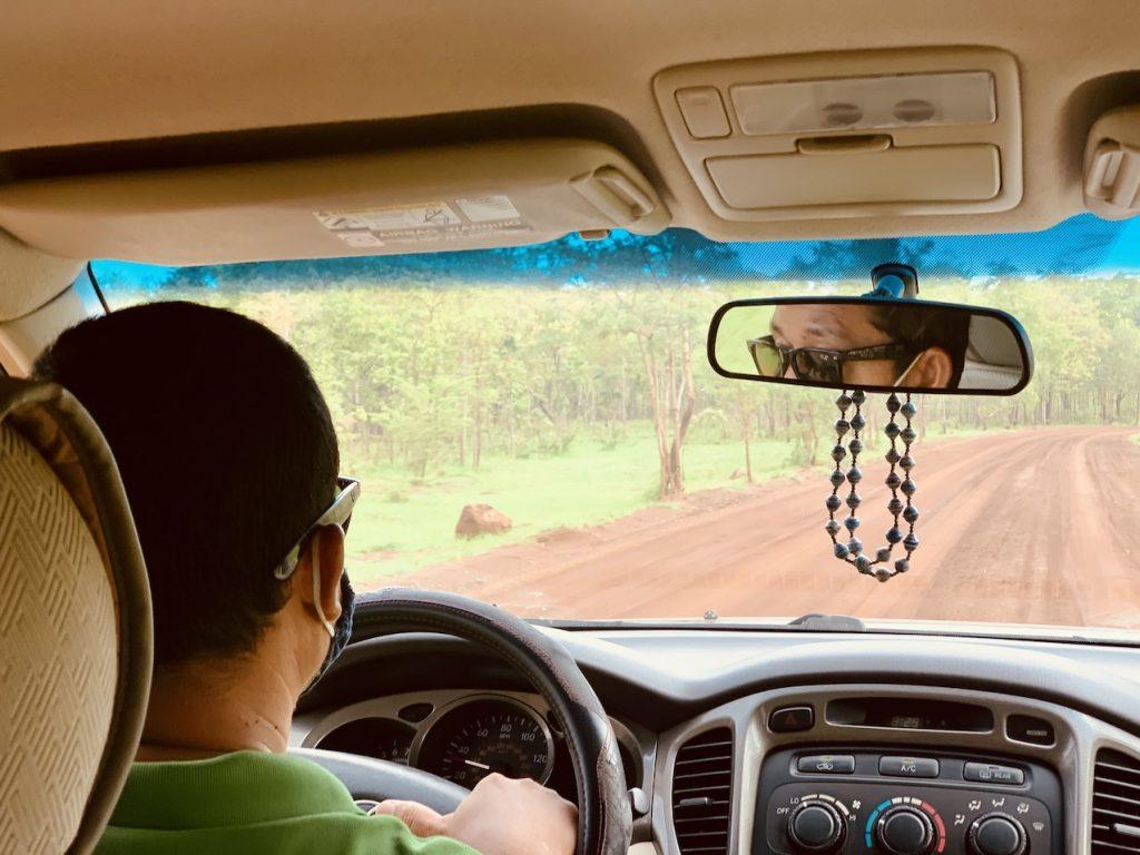 Private driver Cambodia.