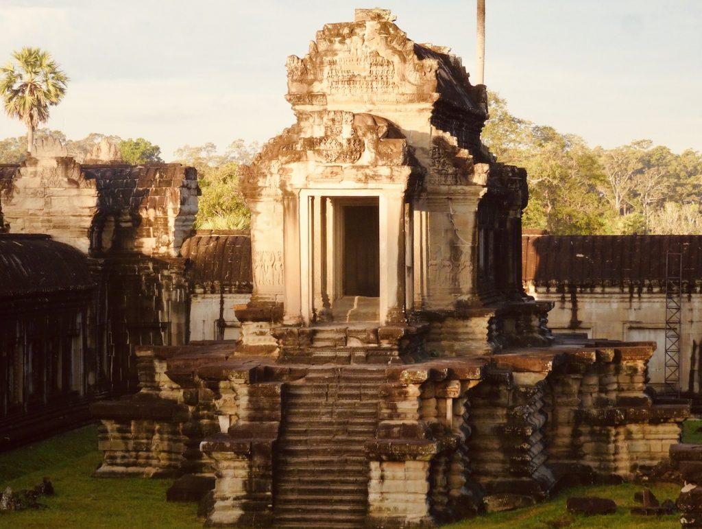 Visit Angkor Wat Cambodia.