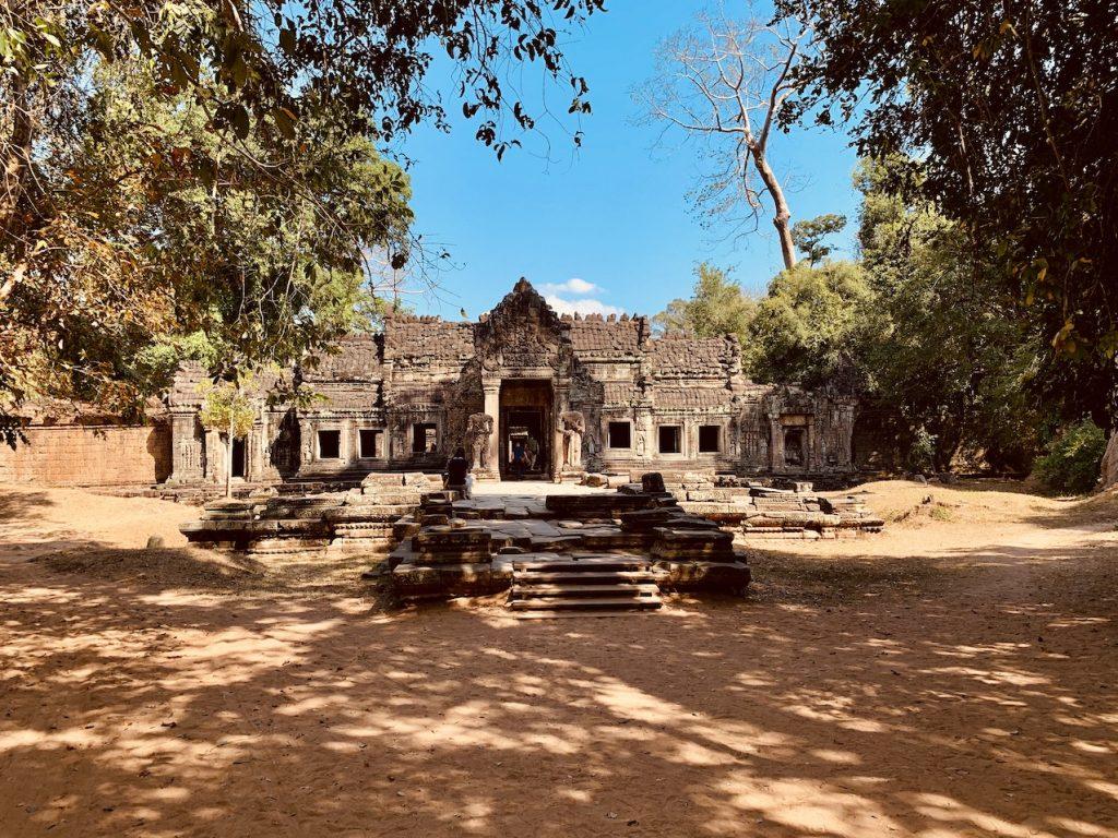 Visit Preah Khan Temple.