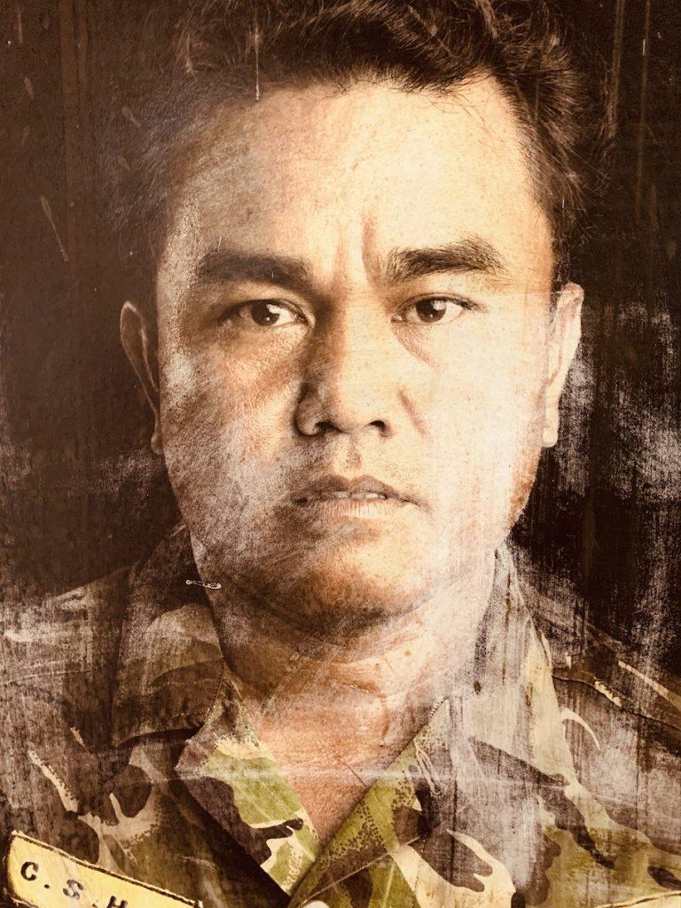 Aki Ra Cambodia.