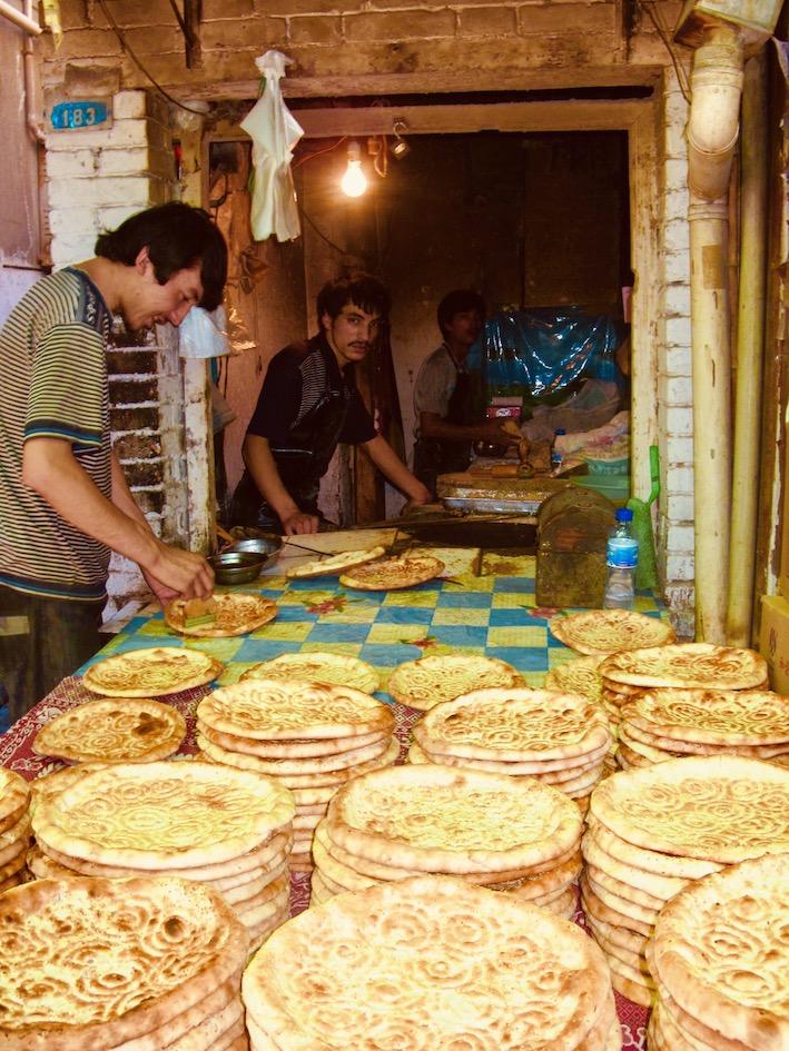 Muslim Quarter Xian.