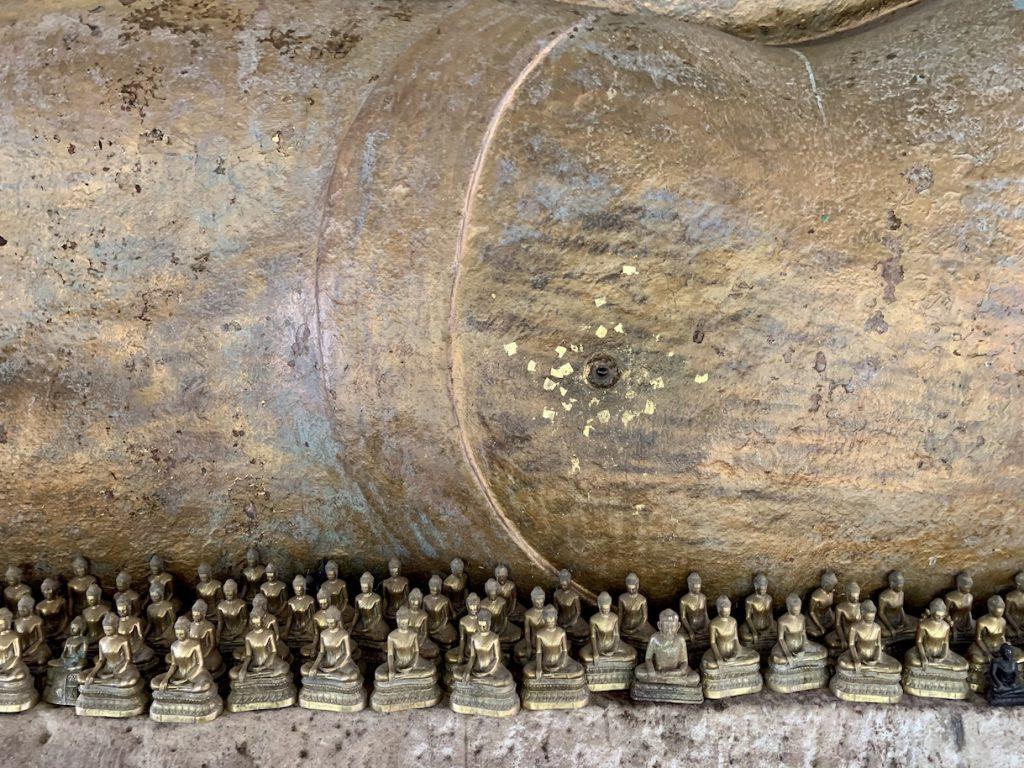 Reclining Buddha Siem Reap.