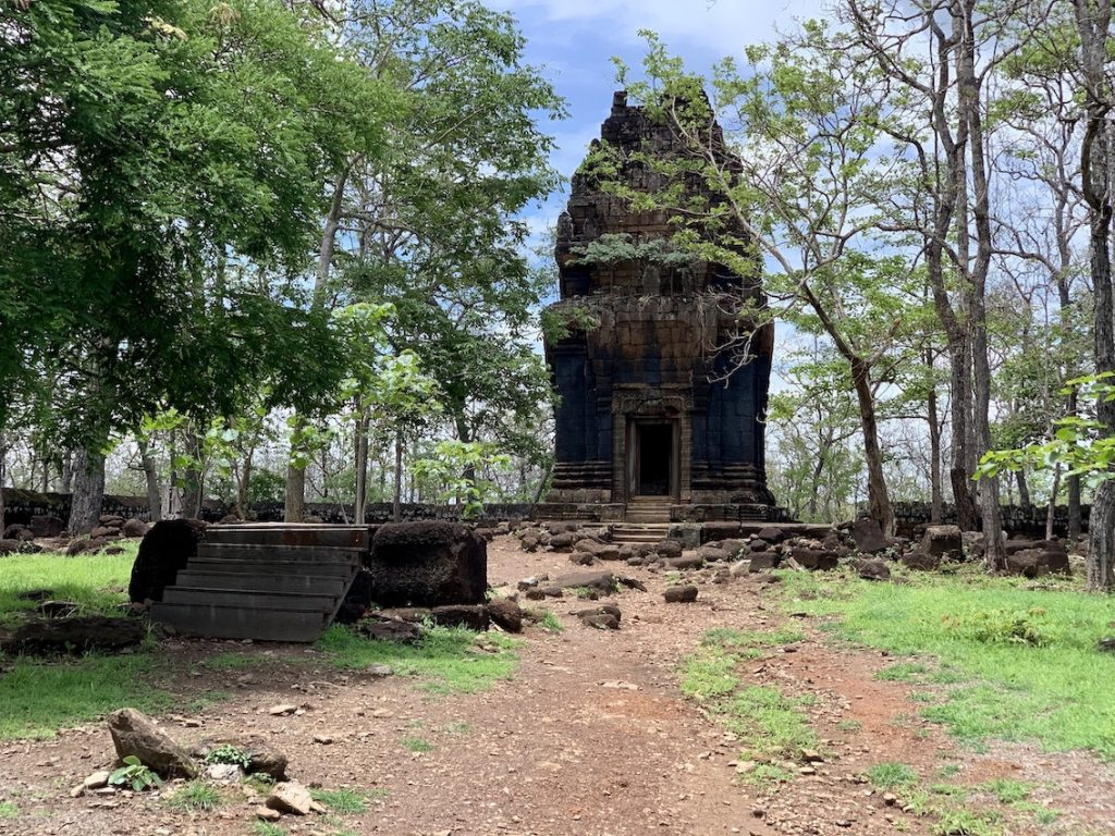 The Temple of the Black Lady Cambodia.