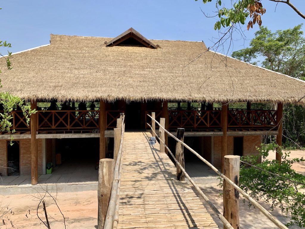Visit Kulen Elephant Forest.