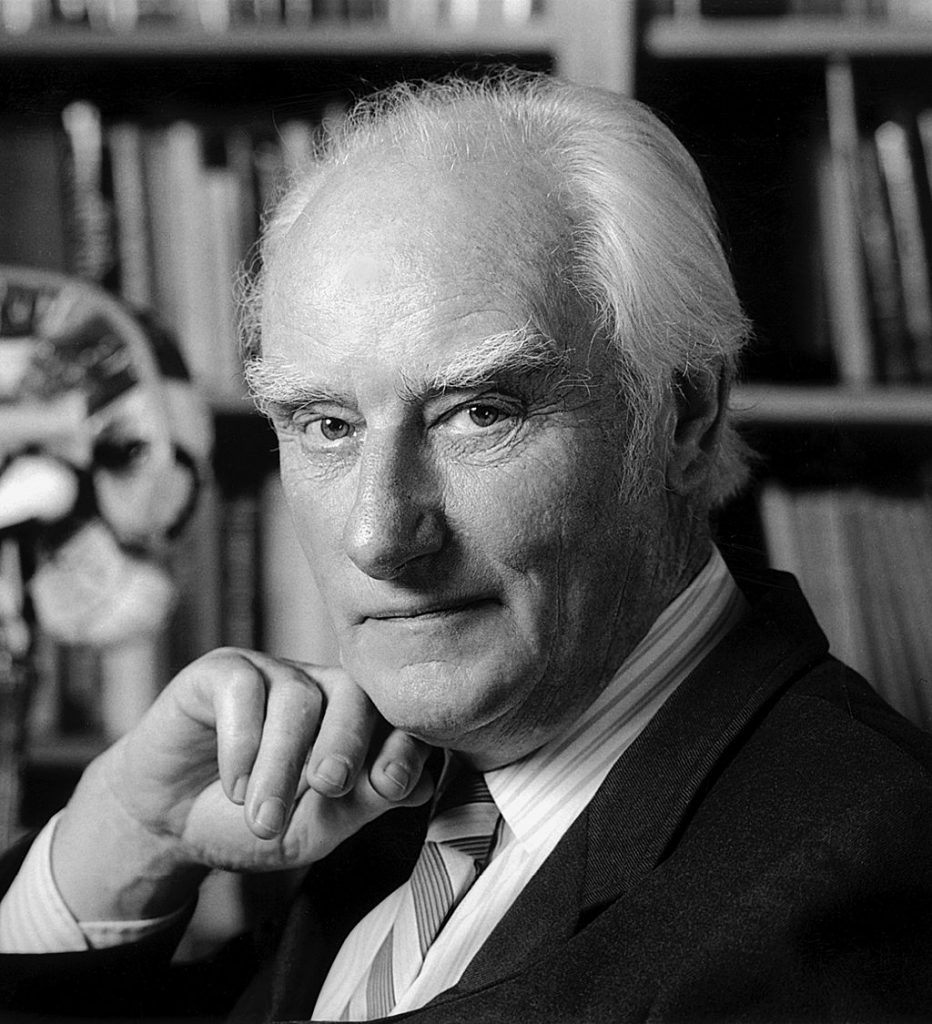Francis Crick English scientist.