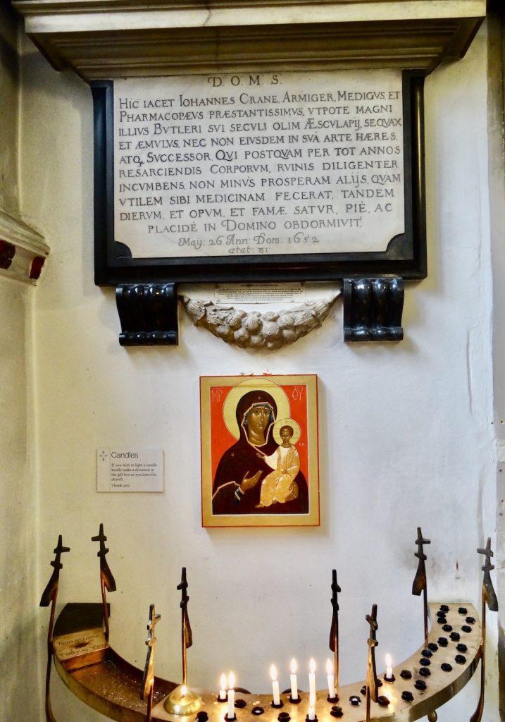 Great St Mary's Church Cambridge.