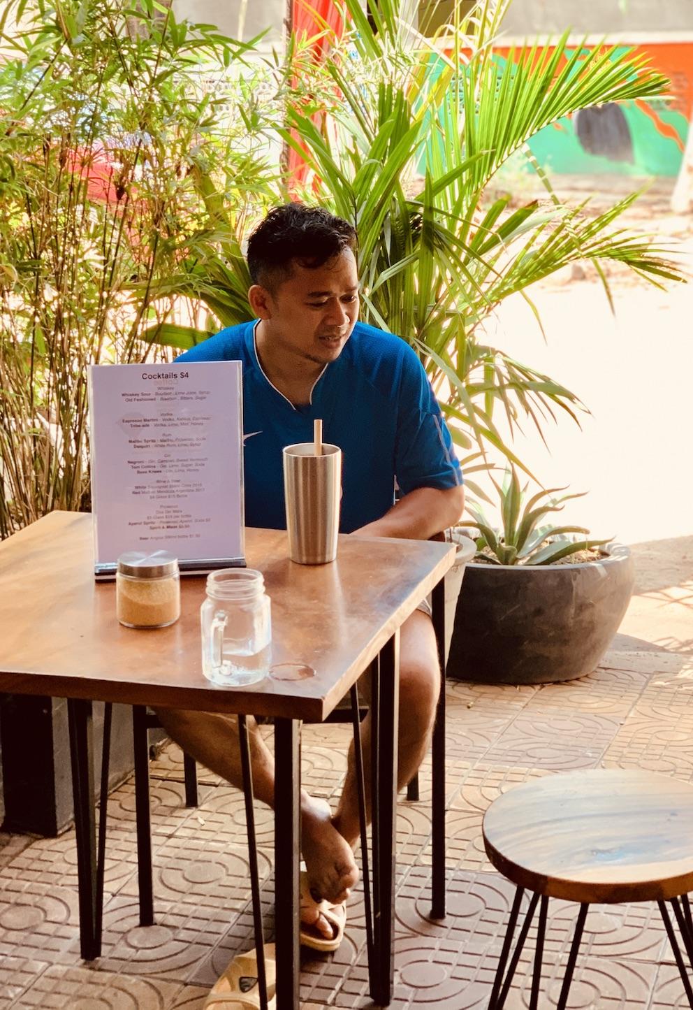 Kak Sok Phirom Cambodian photographer.