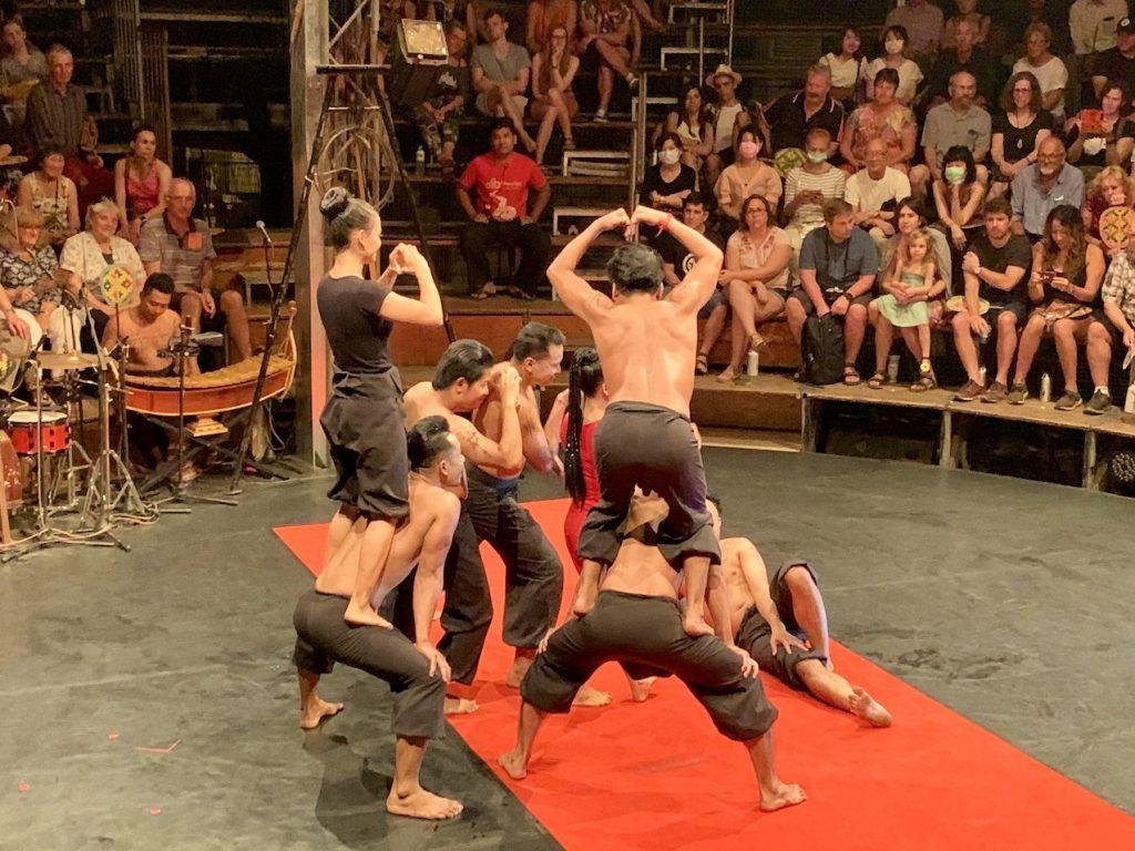 Phare Cambodian Circus.