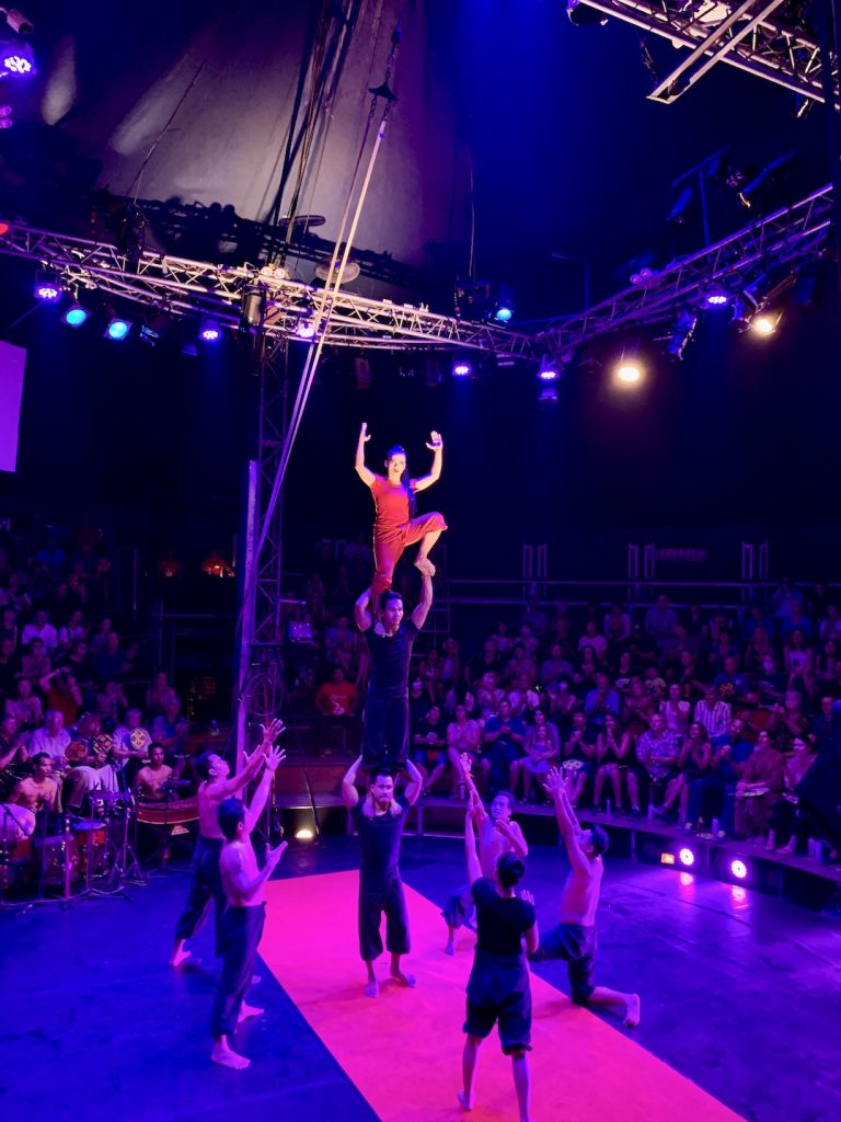 Phare The Cambodian Circus.