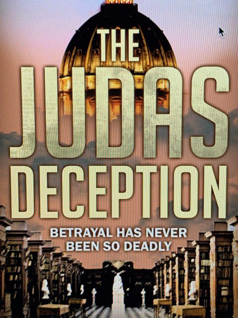 The Judas Deception Michael Scott Cambridge.