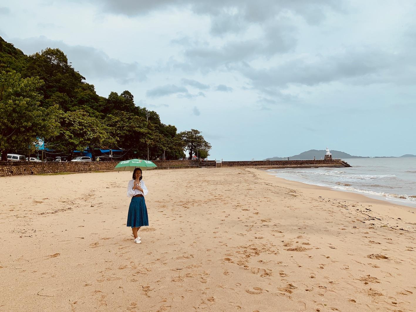 Visit Kep Beach Cambodia.